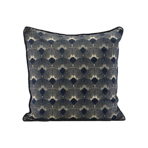 House Doctor Ananda cotton cushion cover (50x50cm)