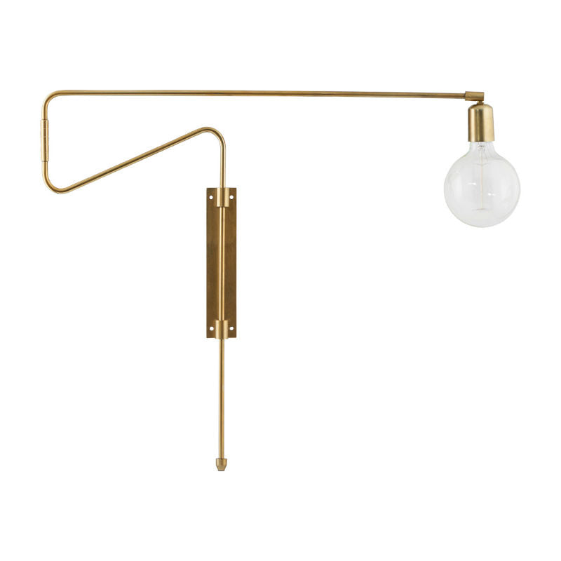 House Doctor Swing Wall Lamp (L100cm) - CPHAGEN