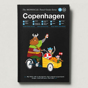 Monocle Travel Guide: Copenhagen - CPHAGEN