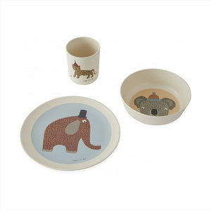 OYOY Mini - Hathi Table Set in Bamboo