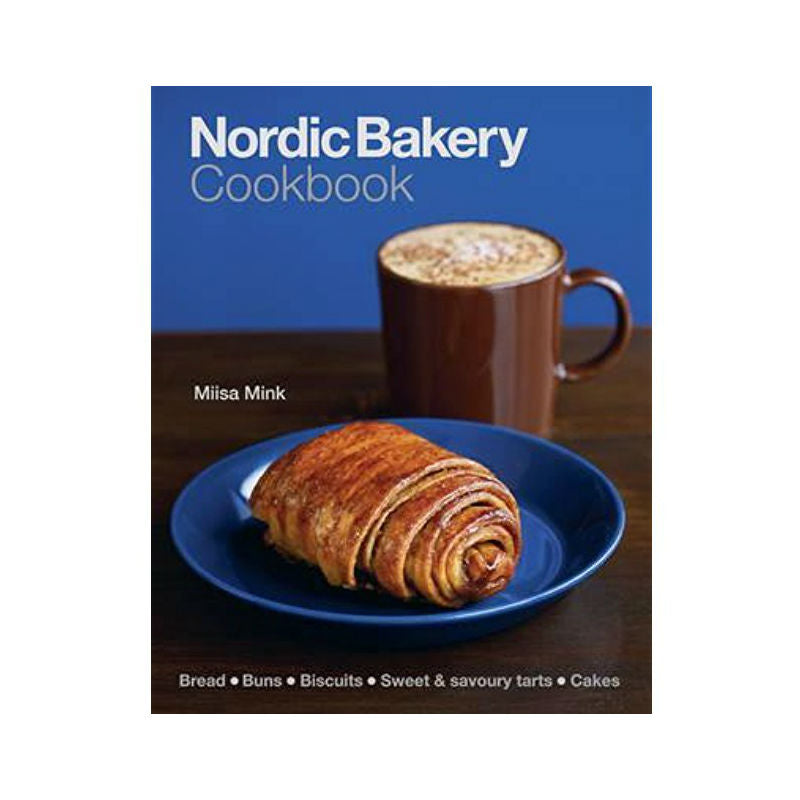 Nordic Bakery Cookbook - CPHAGEN
