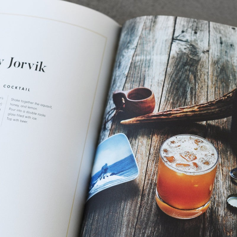 Spirit of the North: Cocktail recipes & Stories from Scandinavia
