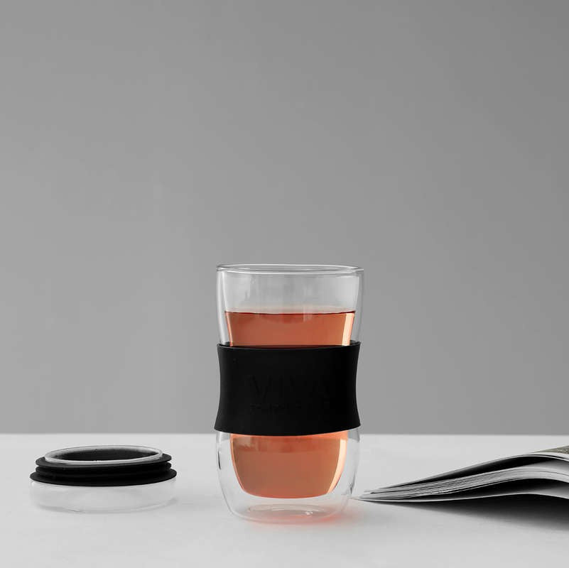 VIVA Scandinavia Minima Glass To Go cup (0.4L)