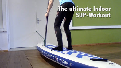Airboard Indoor-SUP Workout