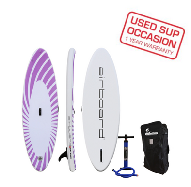 Airboard BALANCE Purple 9'6'' - Occasion