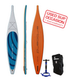 Airboard ROCKET Blue - Occasion
