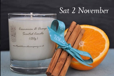 Soy Wax Candle-Making