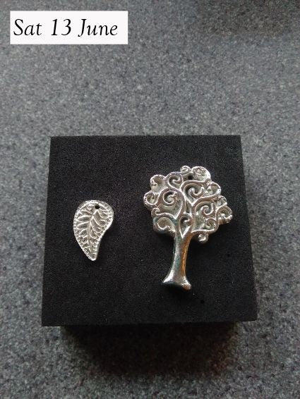 Silver Clay Jewellery for Beginners