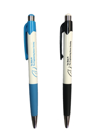 Push Action Ink Pens (Set of 3)