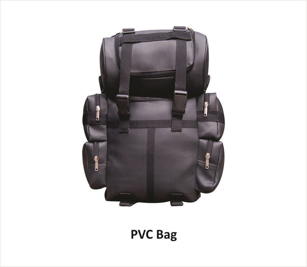 Soft PVC Motorcycle T-Bag