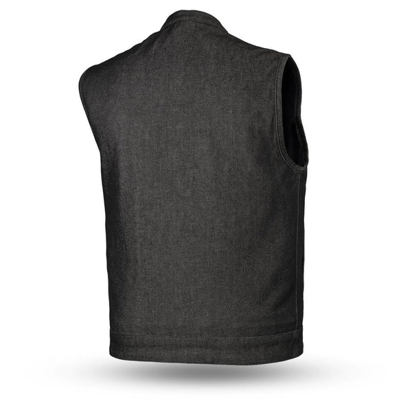 CLUB VEST WITH COLLAR