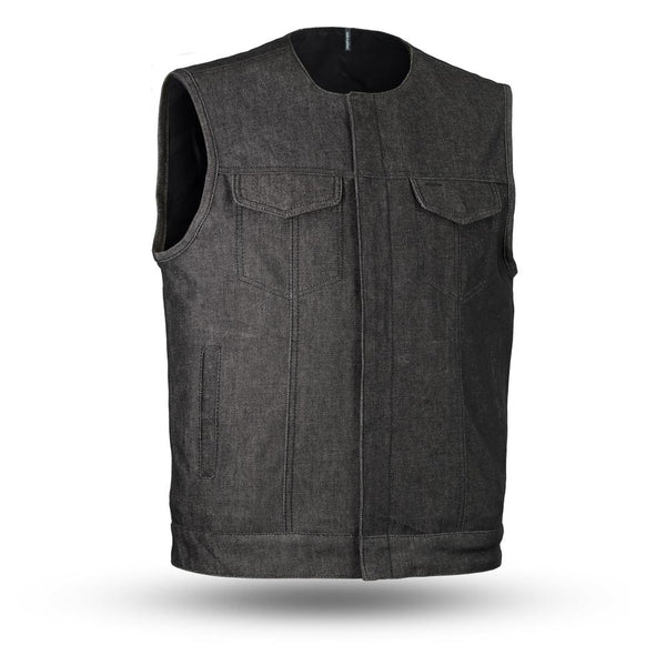 CLUB VEST WITHOUT COLLAR