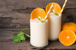 Orange Creamsicle Shake