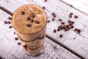 Mocha Cookies & Cream Keto Smoothie