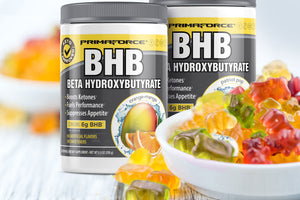 Keto-Friendly BHB Gummy Bears