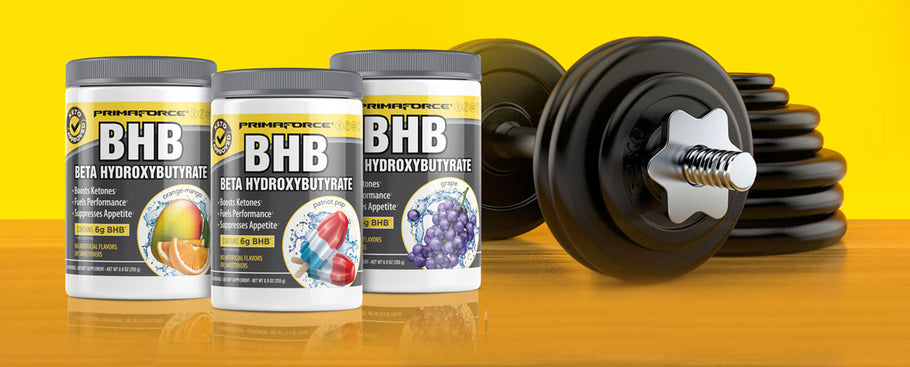 What is Beta Hydroxybutyrate (a.k.a. BHB)?