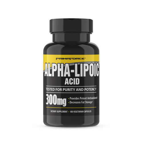 PrimaForce Alpha-Lipoic Acid