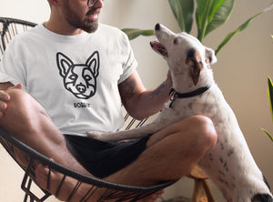 9dc83d07b96 DONQUE - Get your own pet s name and face printed on clothing!