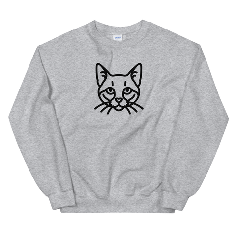 Standard Cat - Sweatshirt
