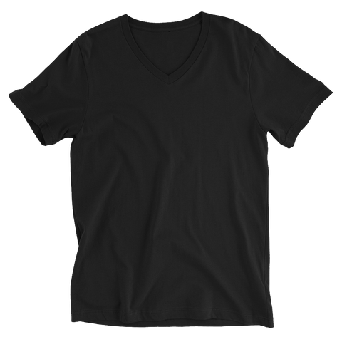 V-Neck T-Shirt - Cat - DONQUE