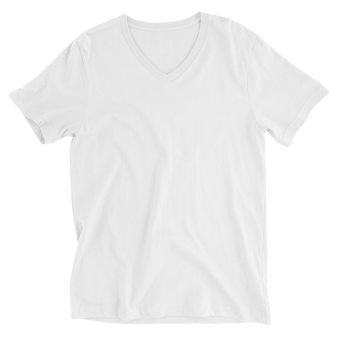 V-Neck T-Shirt - Dog - DONQUE