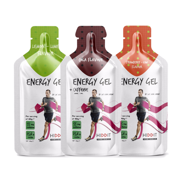 Energy Gel  9 Pack