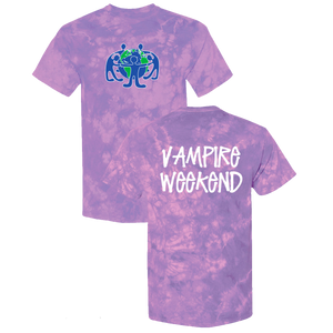 Hypercolour Purple T-Shirt