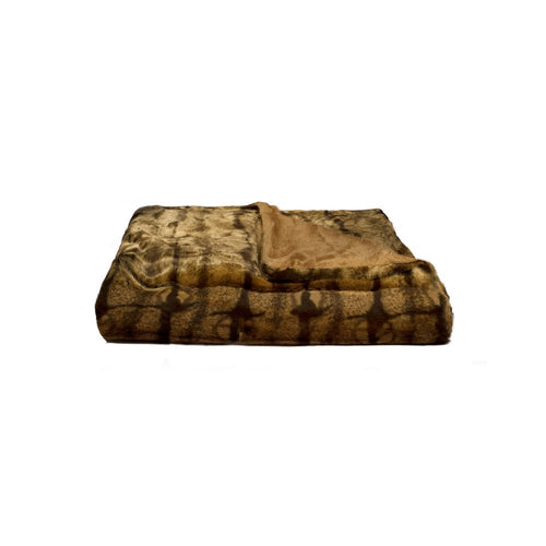 LUXE MINK THROWS