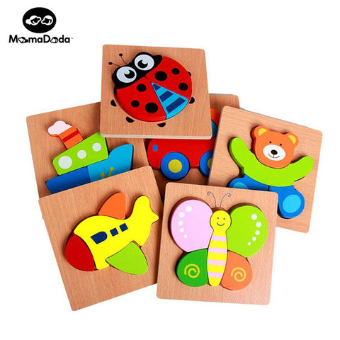 Wooden Kid's Puzzles