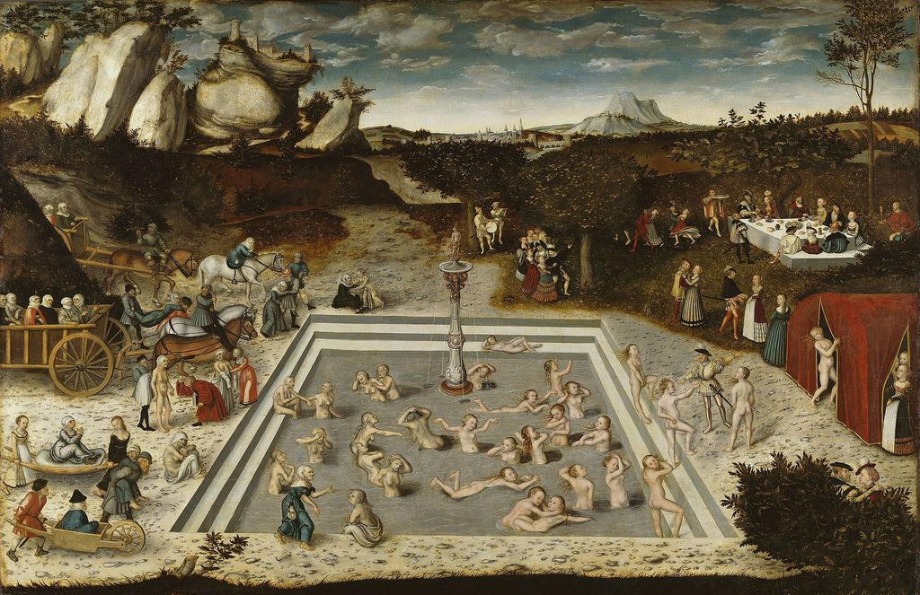 "Where did the term ""Fountain Of Youth"" originate from?"