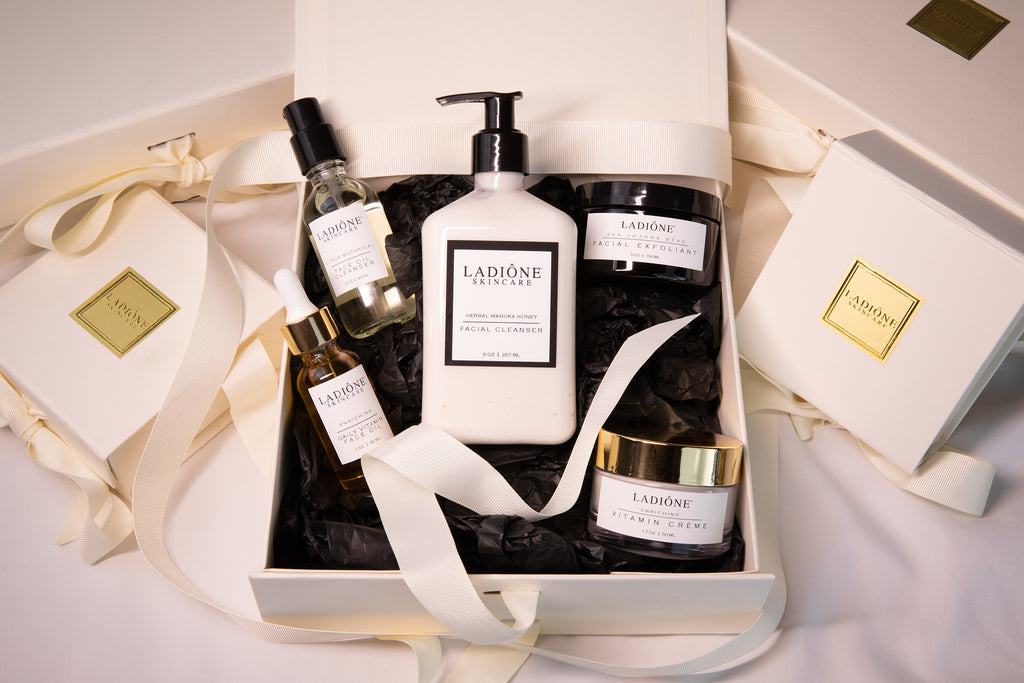 Daily Vitamin Luxury Gift Set