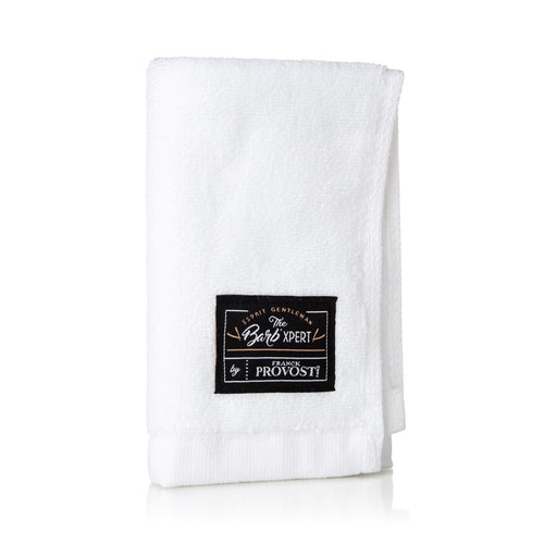 Shaving Facial Wrap Towel - White