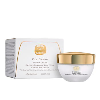 Age-Defying Eye Cream with Dead Sea Minerals & Cucumber Extract