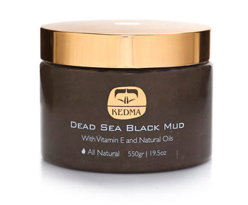 Dead Sea Black Mud Mask