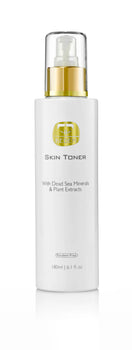 Skin Toner w/ Dead Sea Minerals and Plant Extracts