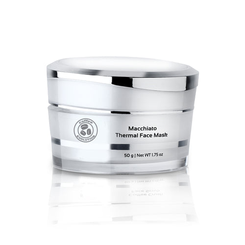 Macchiato Thermal Face Mask for Pore Cleansing