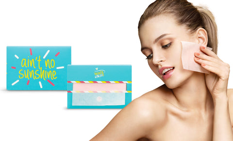 Ain't No Sunshine Mattifying Blotting Paper