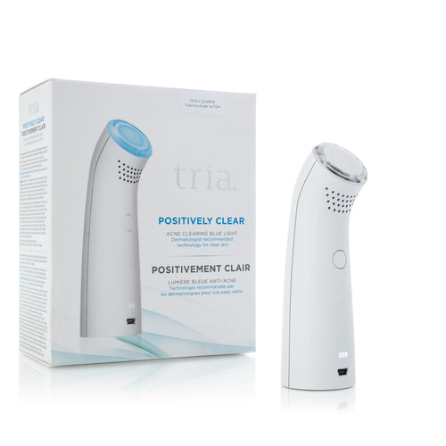 Blue Light Positively Clear Acne Clearing Device
