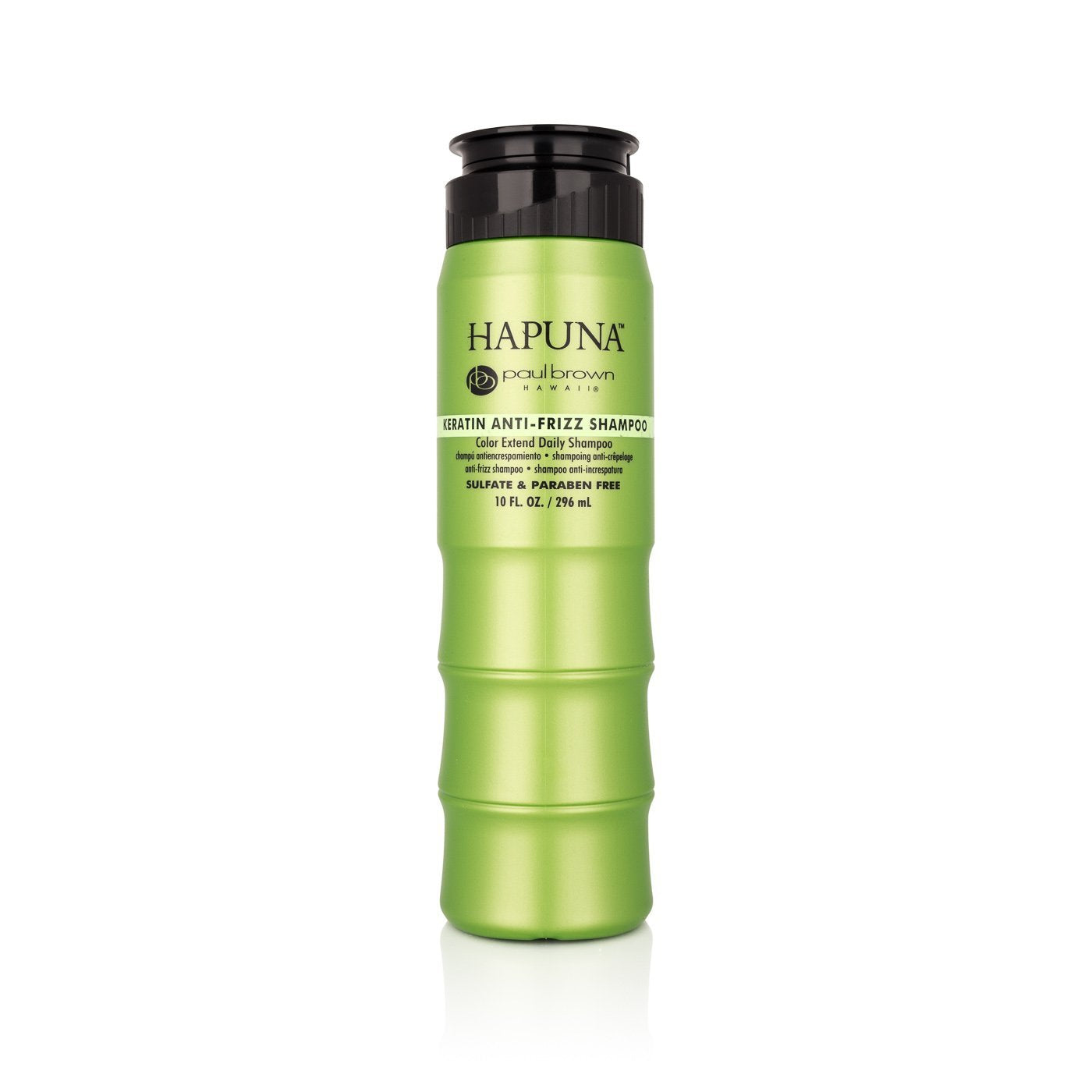 PAUL BROWN - The Best Hapuna Silk Infused Shampoo FOR ALL HAIR TYPES (10 fl oz)
