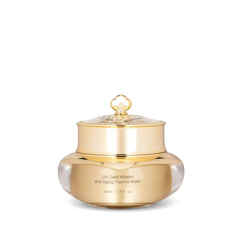 Pore Refining Gold Infused Thermal Mask