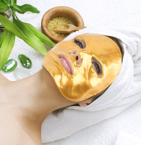 24K Gold 12-Piece Non-Surgical MIRACLE Face Mask