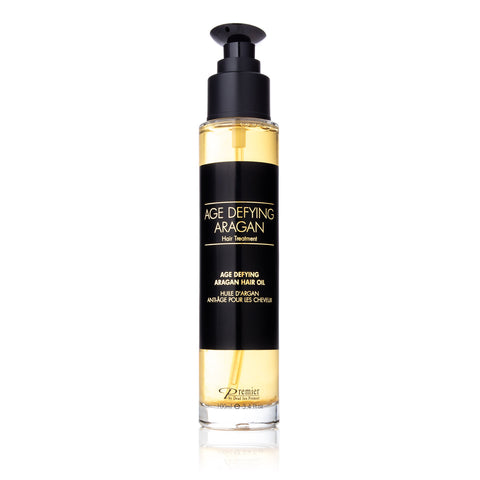 100% Pure Argan Hair Oil