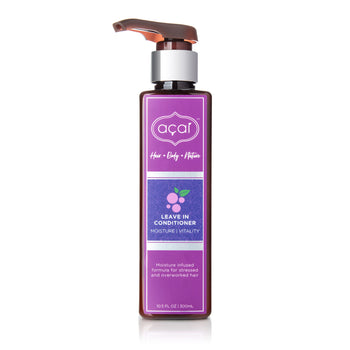 Acai Moisture Vitality Leave In Conditioner