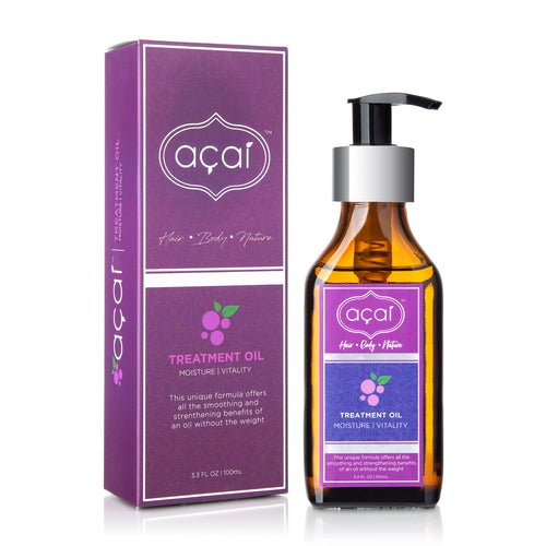Acai Moisture Vitality Treatment Oil