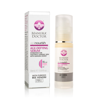 ApiNourish Age-Defying Serum w/ Bee Venom and Manuka Honey
