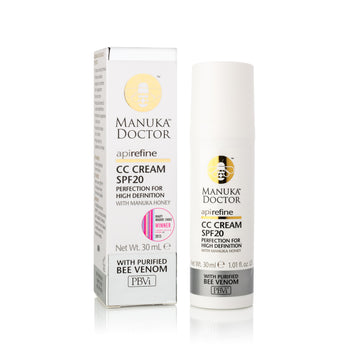 ApiRefine CC Cream SPF20 w/ Bee Venom and Manuka Honey