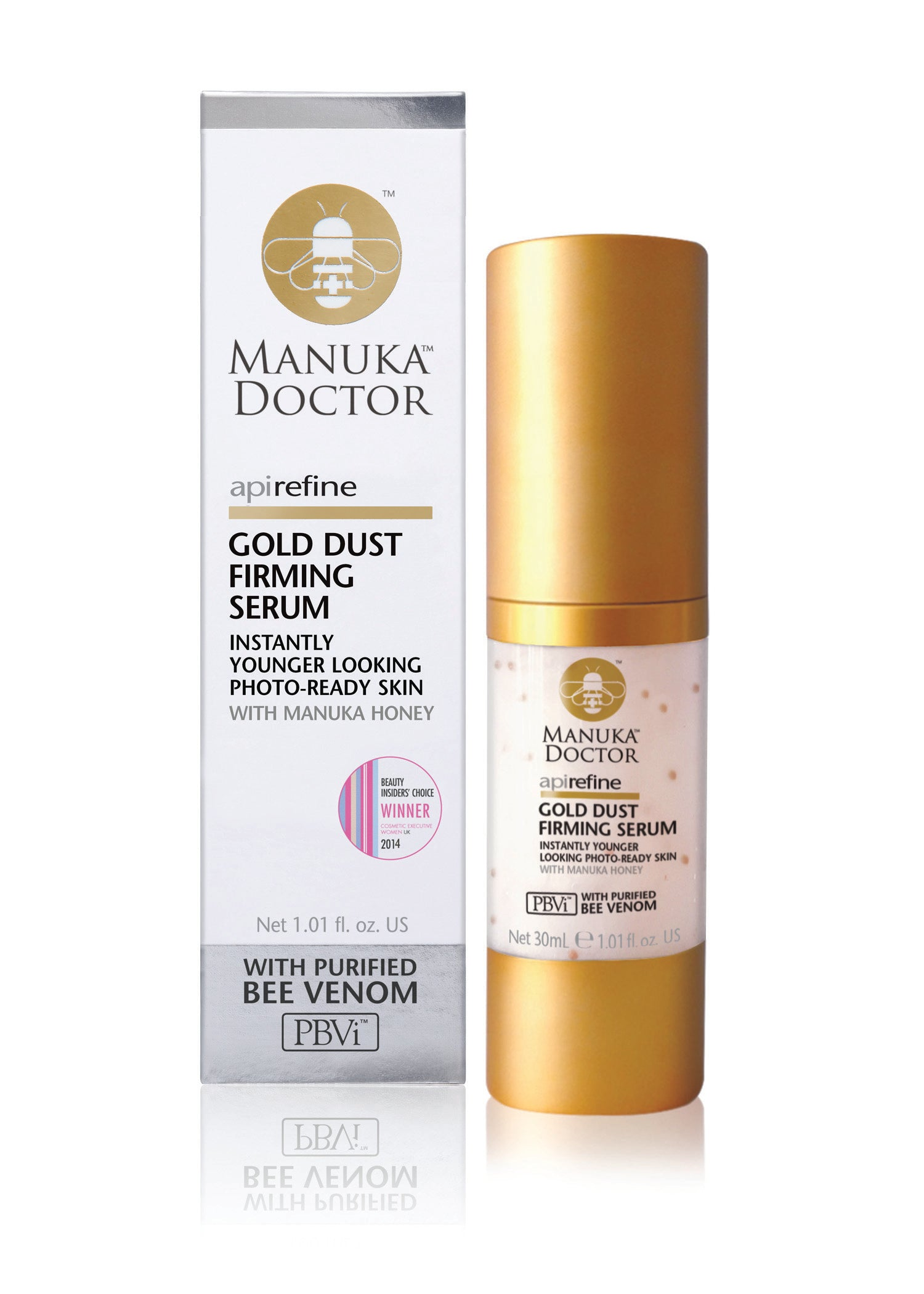 Manuka Doctor - Api Refine Gold Dust Firming Serum