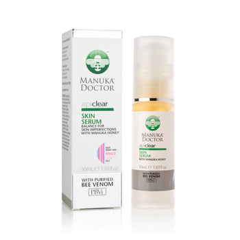 ApiClear Skin Serum w/ Bee Venom and Manuka Honey