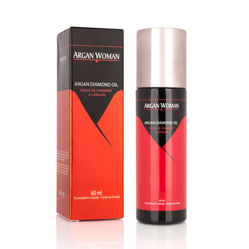 Argan Diamond Oil for Hair & Body, 60ml