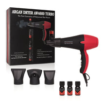AW4600 Turbo Hair Dryer w/ Argan Oil Infused Concentrator Nozzle